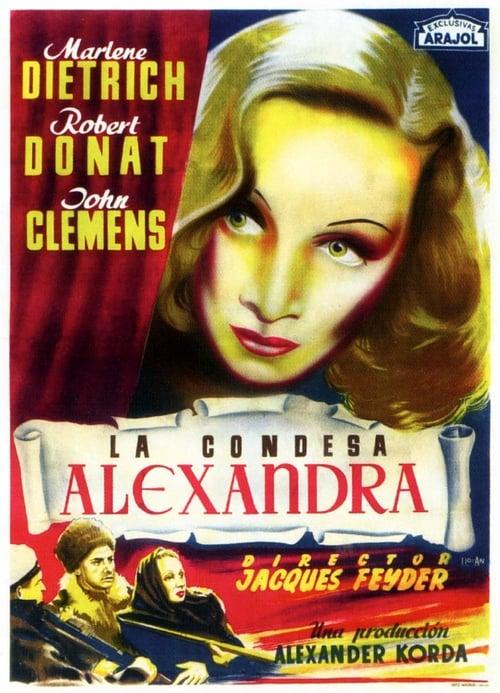 Mira La Película La condesa Alexandra Doblada En Español