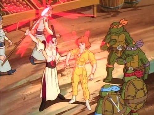 Teenage Mutant Ninja Turtles 1993 Amazon Video: Season 7 – Episode Ring of Fire