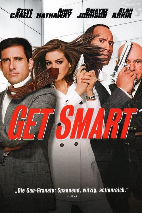 Get Smart - Action / 2008 / ab 6 Jahre