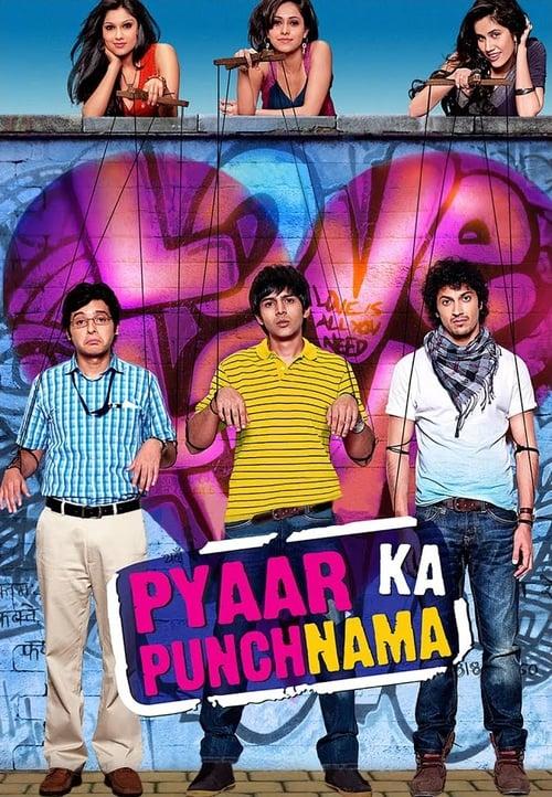 Película Pyaar Ka Punchnama Gratis En Español