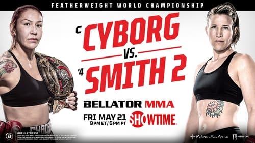 Bellator 259: Cyborg vs. Smith 2