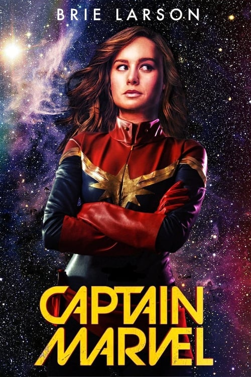Voir Captain Marvel Film en Streaming Entier