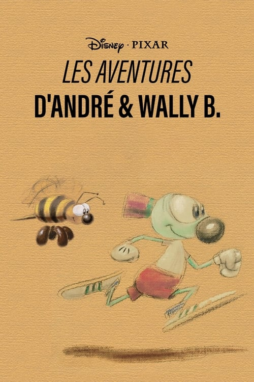 ➤ Les Aventures d'André & Wally B. (1984) streaming Netflix FR