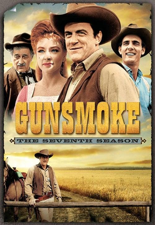 Gunsmoke: Season 7 (1961) — The Movie Database (TMDb)
