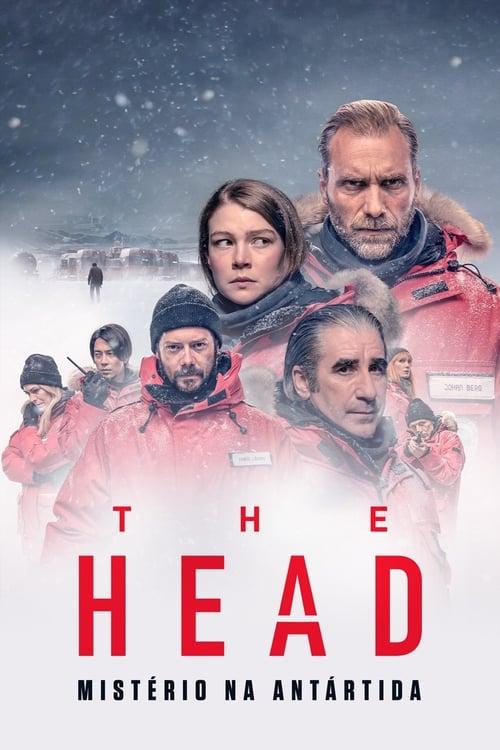 The Head: Mistério na Antártida 1ª Temporada Completa 2021 - Dual Áudio / Dublado WEB-DL 1080p