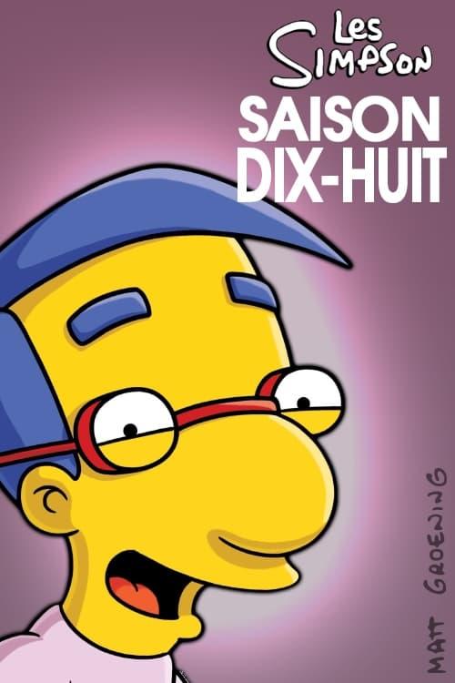 Les Simpson: Saison 18