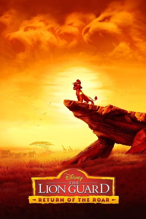 The Lion Guard: Specials