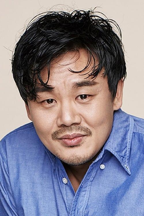 Kép: Kim In-kwon színész profilképe