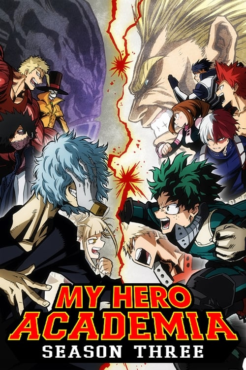 My Hero Academia: Season 3
