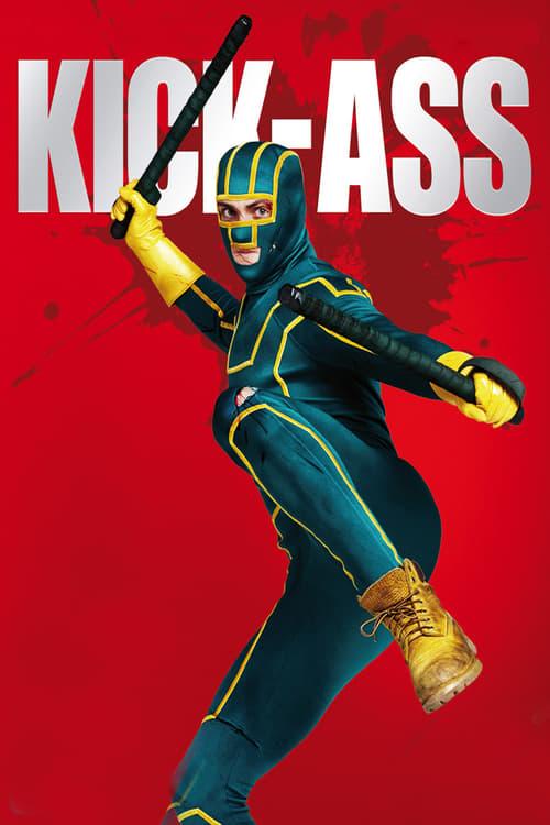 Poster von Kick-Ass