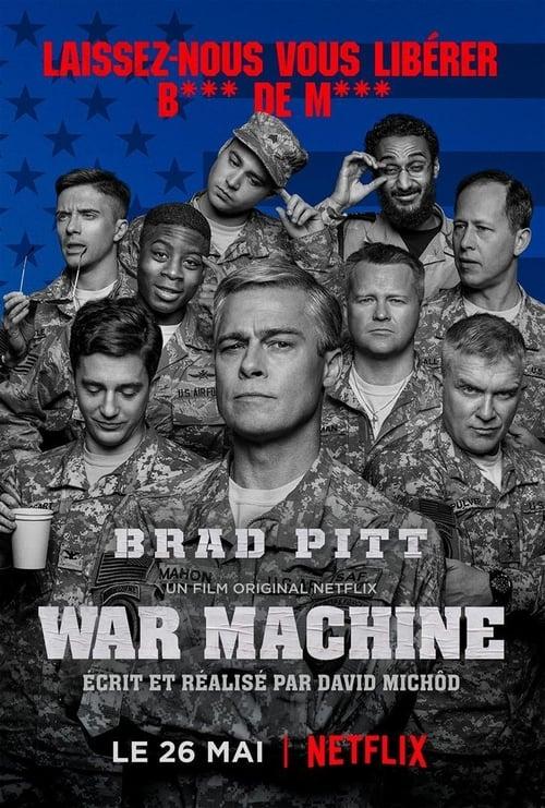 Schauen War Machine On-line Streaming