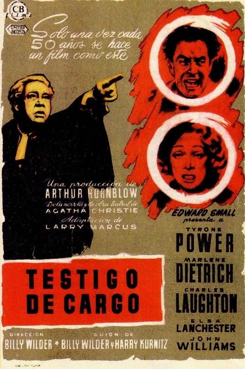 Witness for the Prosecution pelicula completa