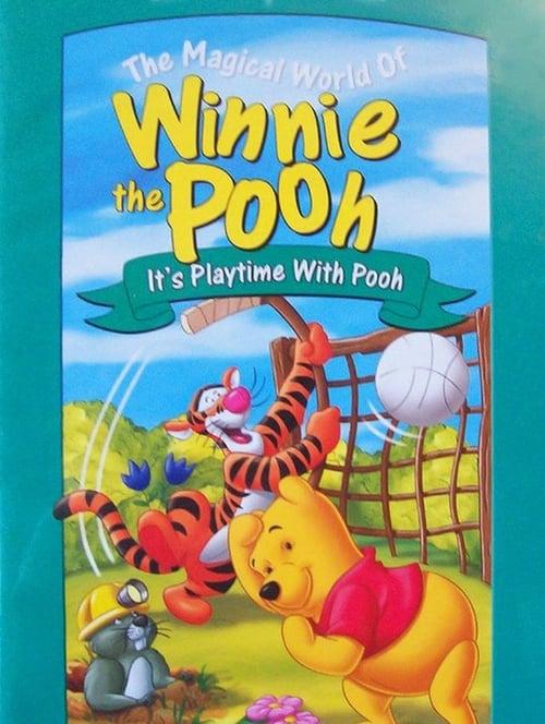 Ο μαγικός κόσμος του Γουΐνι: Ώρα για παιχνίδι με τον Γουΐνι / The Magical World of Winnie the Pooh: It's Playtime With Pooh (2003) online μεταγλωττισμένο