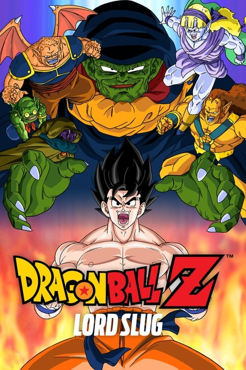 Dragon Ball Z: Lord Slug (1991)