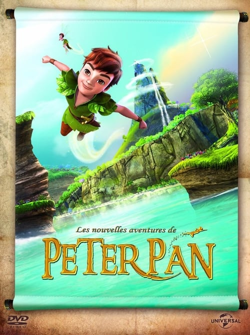 The New Adventures of Peter Pan (2013)