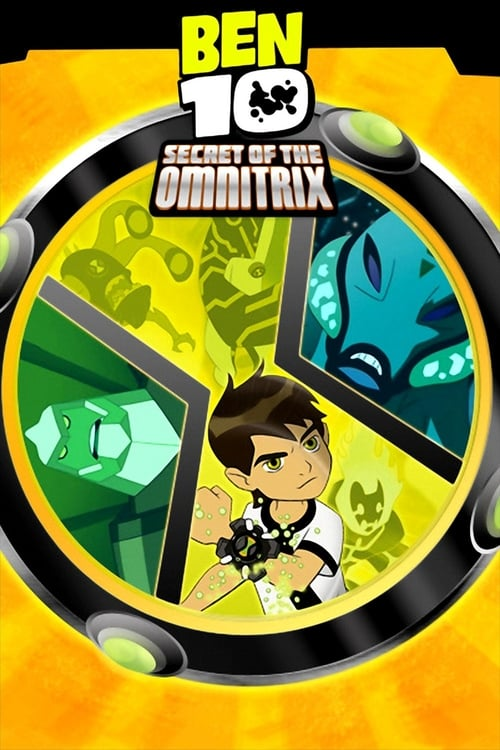 Largescale poster for Ben 10: Secret of the Omnitrix