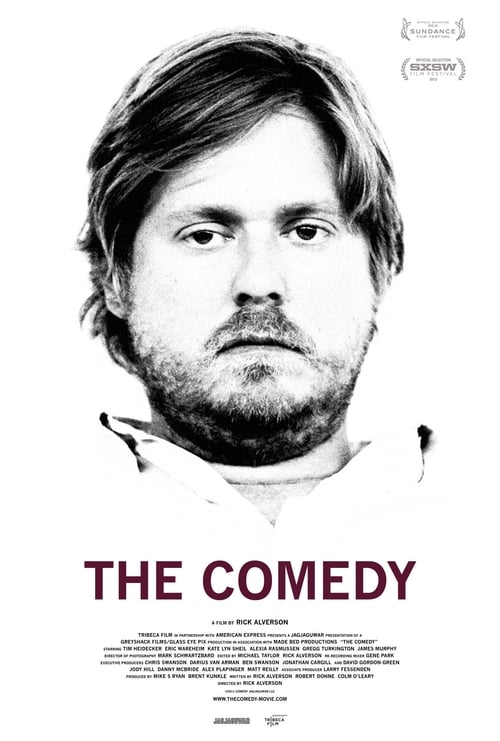 The Comedy (2012) Poster