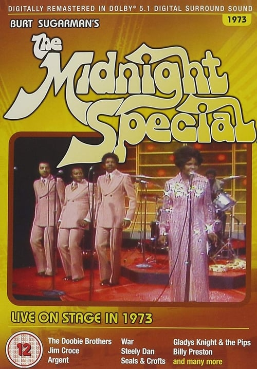 Filme The Midnight Special Legendary Performances: 1973 Em Português