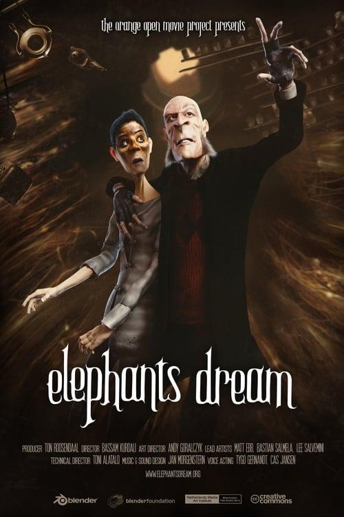 Watch streaming Elephants Dream
