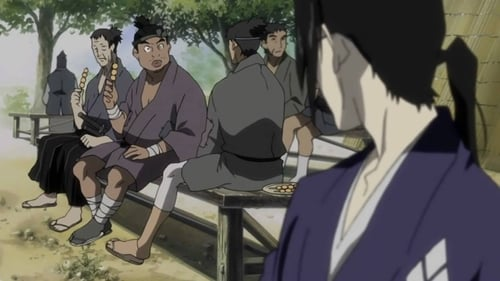 Watch Samurai Champloo S1E02 Online