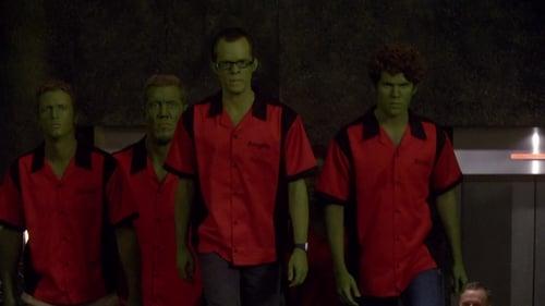 Eureka: Season 3 – Episod It's Not Easy Being Green