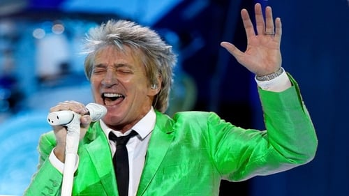 An Audience With 1994 Streaming Online: An Audience With... – Episode Rod Stewart