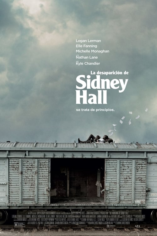 Película La desaparición de Sidney Hall En Buena Calidad Hd