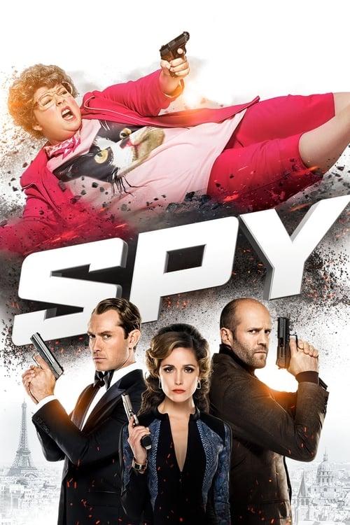 ★ Spy (2015) Streaming HD FR
