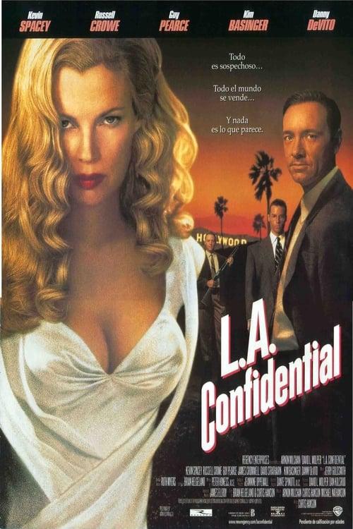 L.A. Confidential Peliculas gratis