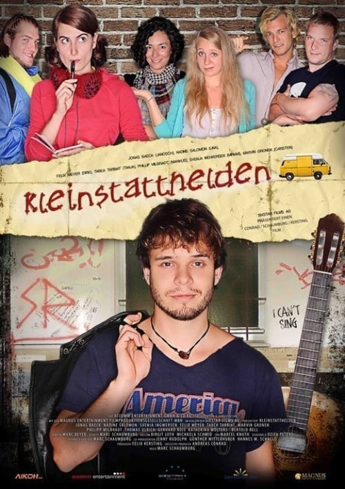 Watch Kleinstatthelden En Español