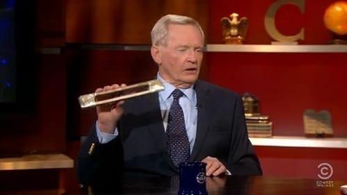 The Colbert Report: Season 7 – Episod Randi Weingarten, Bing West