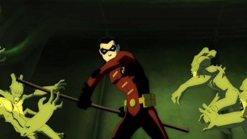 Young Justice: Invasion – Episode Happy New Year!