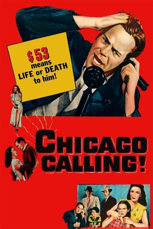 Katso Elokuva Chicago Calling Kokonaan Kopioitu
