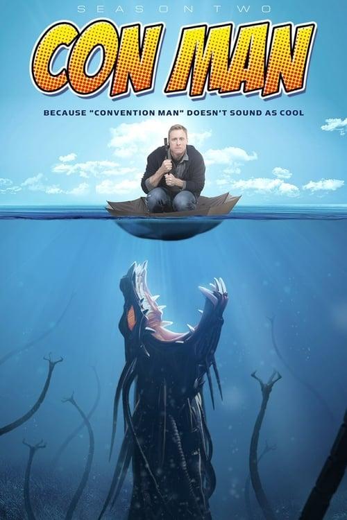 Con Man: Season 2