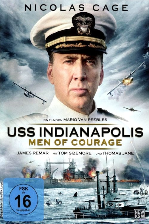 Poster von USS Indianapolis - Men of Courage