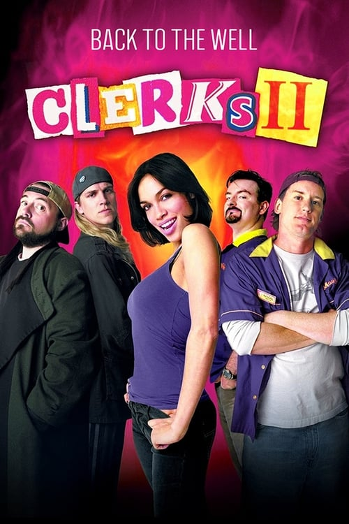 Back to the Well: 'Clerks II' (2006)