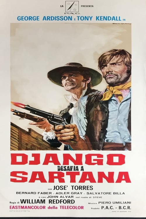 Django Defies Sartana