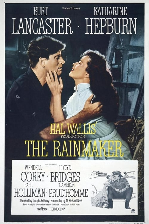 Watch The Rainmaker (1956) Best Quality Movie