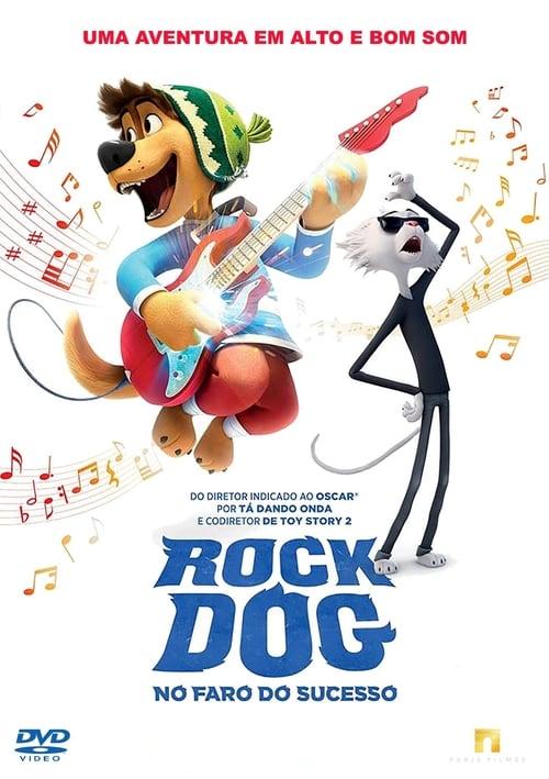 Assistir Rock Dog : No Faro do Sucesso