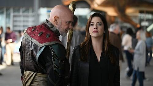 Supergirl - Season 5 - Episode 8: The Wrath of Rama Khan