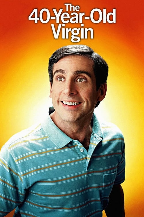 40 Year Old Virgin - Poster