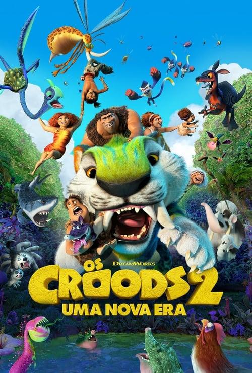 Assistir Os Croods 2: Uma Nova Era - HD 720p Dublado Online Grátis HD