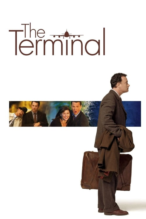Largescale poster for The Terminal