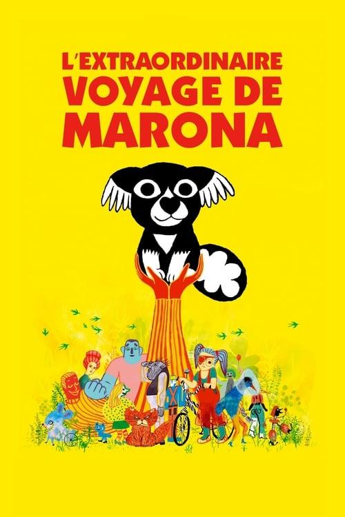 Voir L'Extraordinaire Voyage de Marona (2020) streaming film en français
