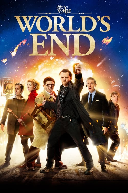 Poster von The World's End
