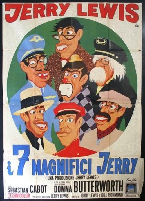 I 7 magnifici Jerry (1965)