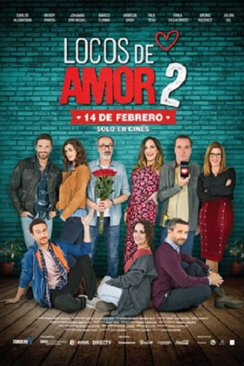 Assistir Locos de Amor 2 - HD 720p Legendado Online Grátis HD