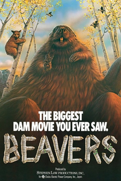 Beavers –IMAX Adventure Movie Poster