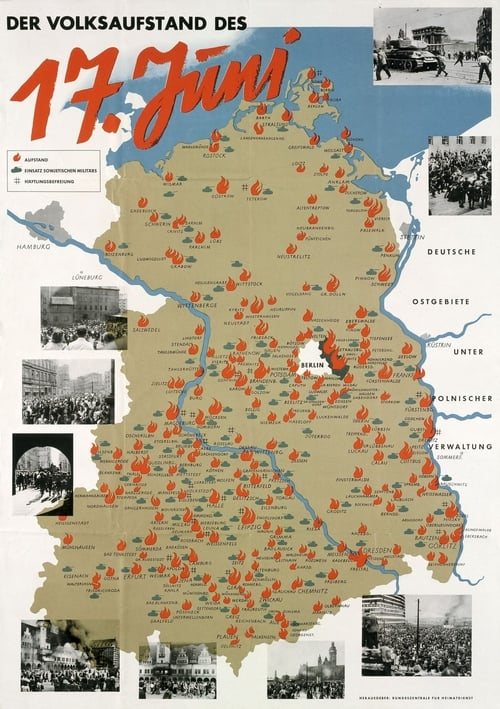 Assistir DDR: Der Aufstand vom 17. Juni 1953 Grátis Em Português
