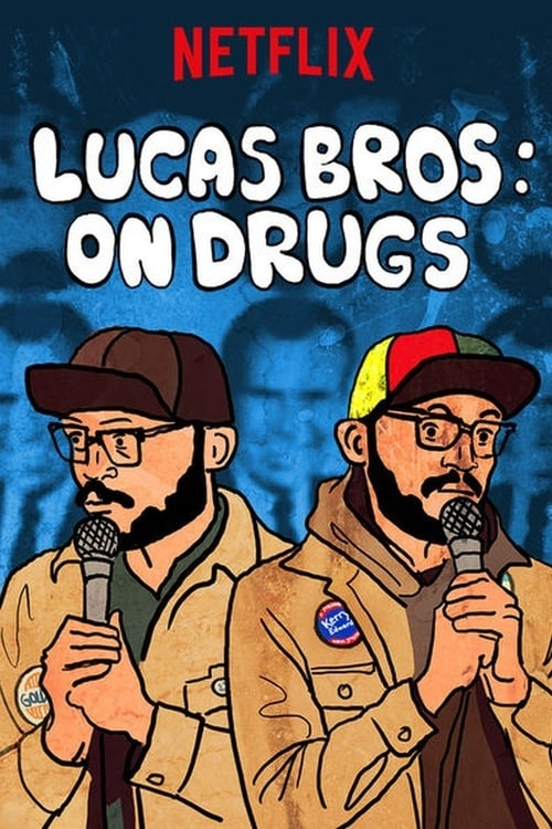 Lucas Brothers: On Drugs - Poster